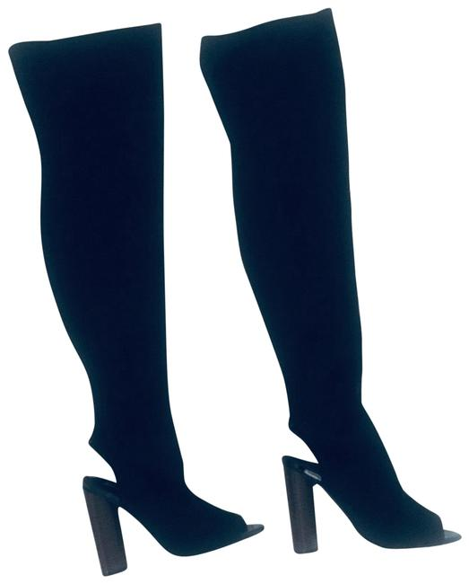 Item - Black . Boots/Booties Size US 5.5 Regular (M, B)