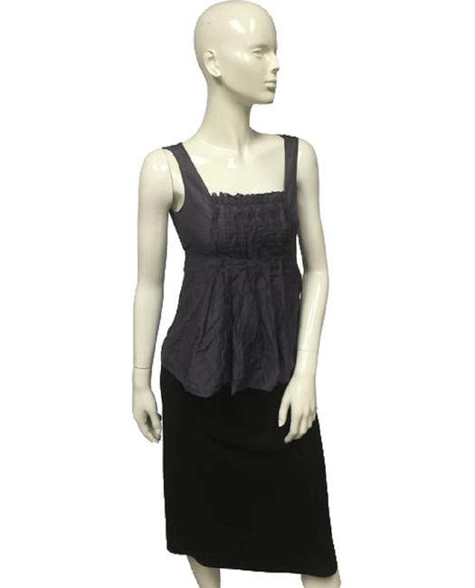 Item - Purple Ad Hoc Sleeveless Tank Top/Cami Size 4 (S)
