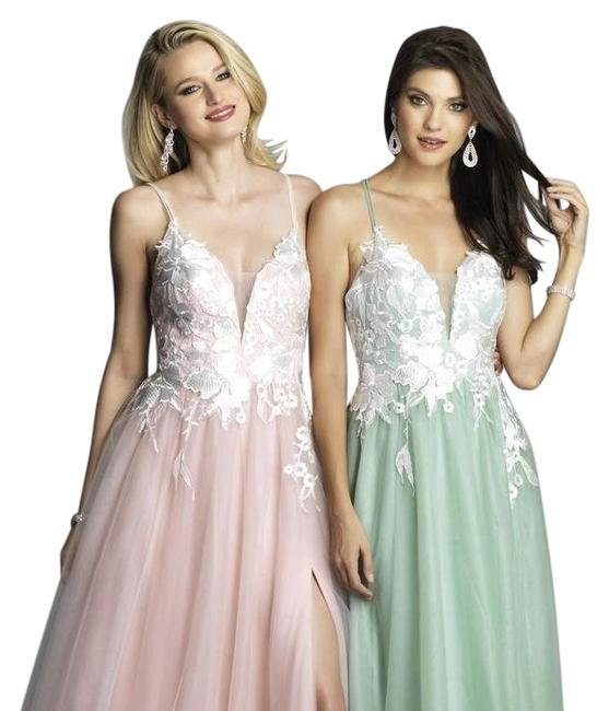 Item - Blush Collection Long Formal Dress Size 6 (S)