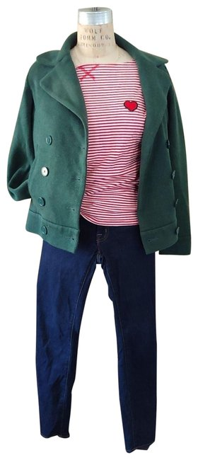 Item - Green Collection Emerald Jacket Size 0 (XS)