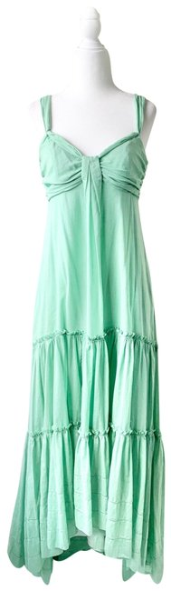 Item - Green Veritas Long Casual Maxi Dress Size 8 (M)