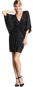 A.B.S. by Allen Schwartz Sequined Tulip Dress