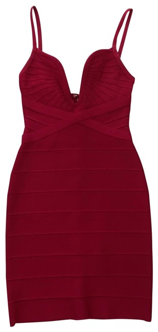 Item - Red . Short Cocktail Dress Size 2 (XS)
