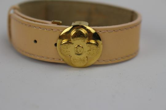 Louis Vuitton [GLOBAL] Wish Fleur Bracelet Cuff Bangle LVTL129