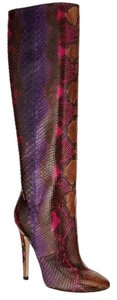 Jimmy Choo Multi colored Boots