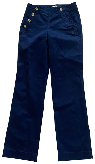 Item - Navy Blue and Gold With Pants Size 00 (XXS, 24)