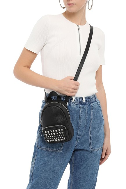 Item - Leather Studded Backpack