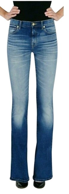 Preload https://img-static.tradesy.com/item/27797689/henry-and-belle-blue-distressed-high-waisted-tall-flare-leg-jeans-size-26-2-xs-0-2-650-650.jpg