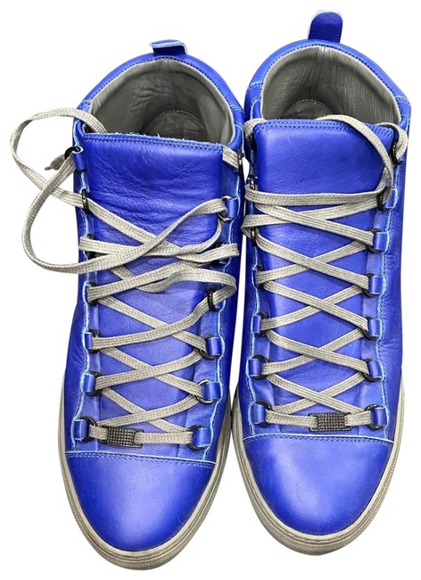 Item - Blue 341760 Sneakers Size EU 43 (Approx. US 13) Regular (M, B)