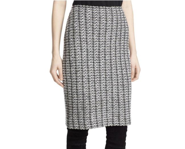Item - Hematite Multi Windsor Pencil Skirt Size 8 (M, 29, 30)