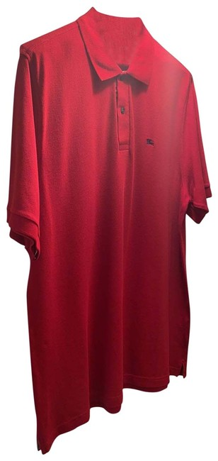 Item - Red Button-down Top Size 14 (L)