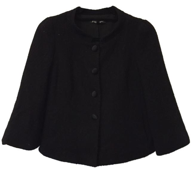 Betsey Johnson Black Jacket