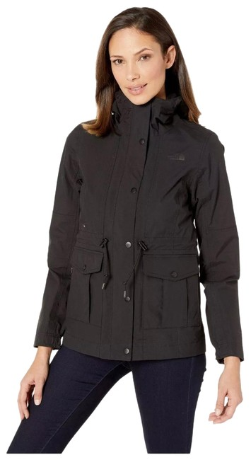 Item - Black Zoomie Urban Explore Jacket Coat Size 8 (M)
