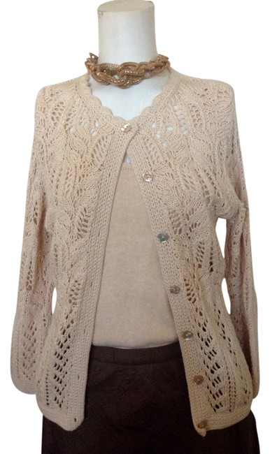Tommy Bahama Cotton Camisole Casual Cardigan