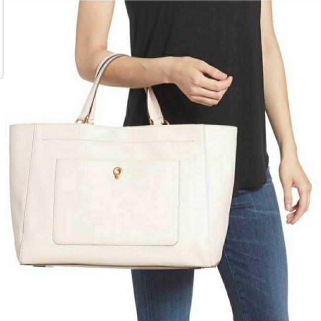 Item - Blush Purse Pink Leather Tote
