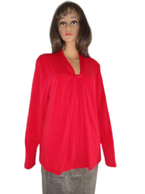 Item - XL 70's Size Sku 000051 Red Top