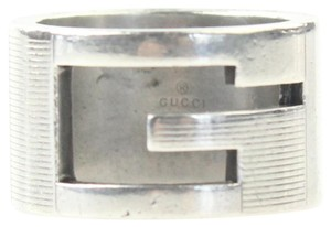 Gucci Gucci Sterling Silver .925 Mens Women's Unisex Ring Band