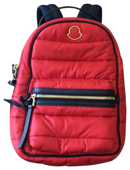 Item - Red and Blue Light Weight Backpack