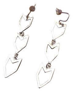 Other NWot Sterling Silver Arrow Dangle Earrings
