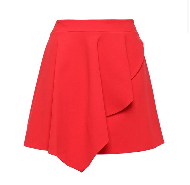 Item - Red And Skirt Size 4 (S, 27)