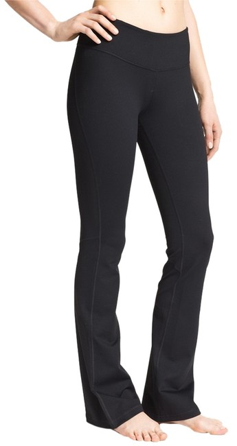 Item - Black Barely Flare Booty Activewear Bottoms Size 4 (S, 27)