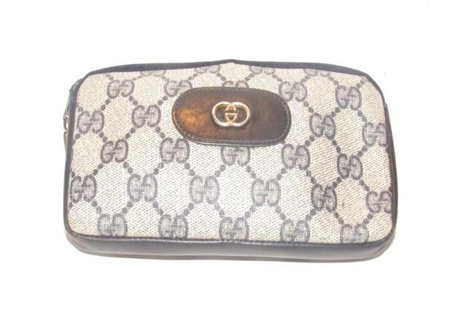 Item - Navy Blue ssima Print Clutch Collection Bags/ Wallets/ Small Purses Cosmetic Bag