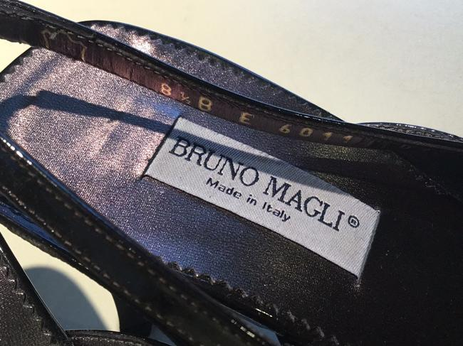 Bruno Magli Brown and Black Made In Italy Formal Shoes Size US 8.5 Regular (M, B) Bruno Magli Brown and Black Made In Italy Formal Shoes Size US 8.5 Regular (M, B) Image 7