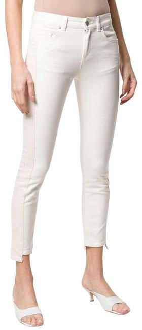 Item - Cream/Beige\off-white 170/70y Skinny Jeans Size 6 (S, 28)