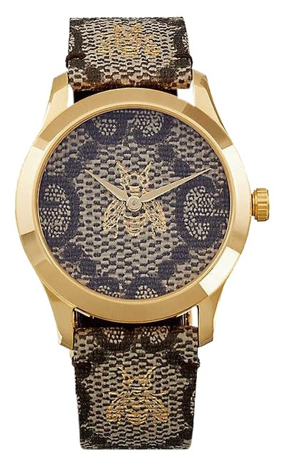 Item - Multi Color Ya1264068 G-timeless Gold Pvd Watch