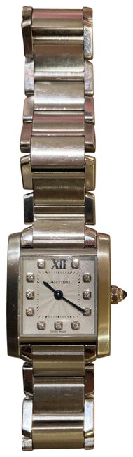 Item - Stainless Steel Tank Francaise Watch