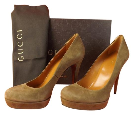 Gucci maple Pumps