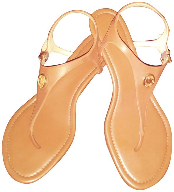 Item - Brown Leather Sandals Size US 9.5 Regular (M, B)