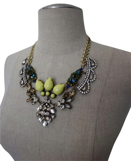 Preload https://item4.tradesy.com/images/multi-color-yellow-isabel-statement-necklace-2781553-0-0.jpg?width=440&height=440