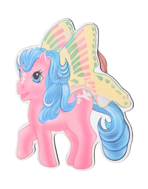 Item - My Little Pony Purse Pink/Blue Eco Leather Backpack