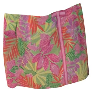Lilly Pulitzer Resort Skort Skort Multi