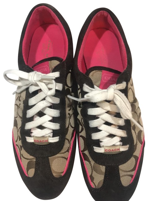 Item - Brown Dillion Sneakers Size US 9.5 Regular (M, B)