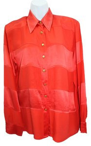 Escada Button Down Shirt