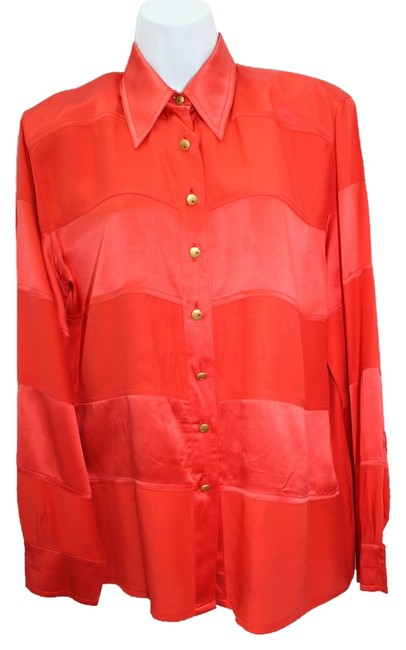 Preload https://item2.tradesy.com/images/escada-button-down-top-size-6-s-2781826-0-0.jpg?width=400&height=650