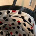 Kate Spade Grove Court Michelle Black Cow Leather Tote Kate Spade Grove Court Michelle Black Cow Leather Tote Image 9