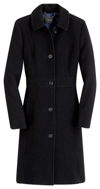 Item - Black Tall Double-cloth Wool Lady Day Thinsulate 49622 Coat Size 16 (XL, Plus 0x)