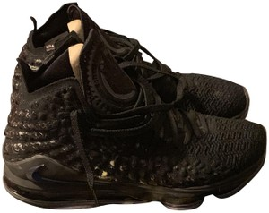 Nike LeBron XVII (17) Black Athletic