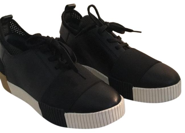 Marc Fisher Black Ryley Sneakers Size US 7.5 Regular (M, B) Marc Fisher Black Ryley Sneakers Size US 7.5 Regular (M, B) Image 1