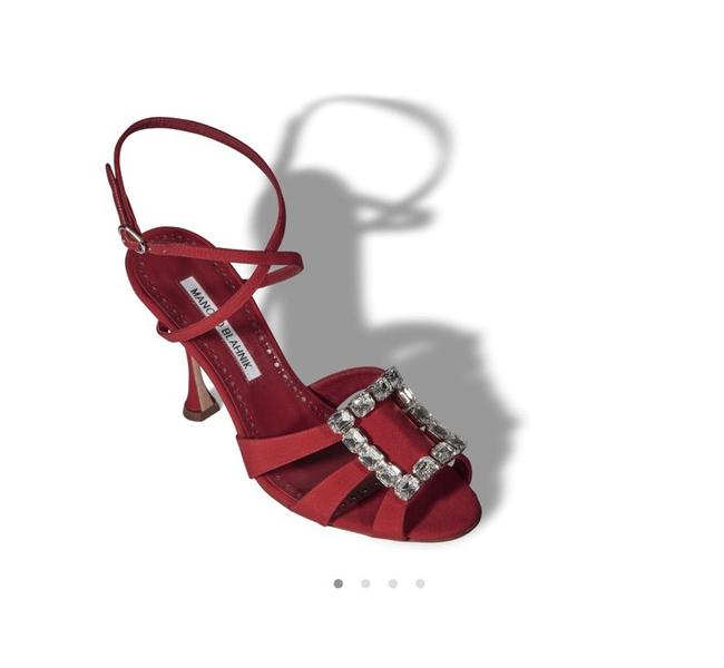 Item - Red Ticuna Formal Shoes Size EU 37 (Approx. US 7) Regular (M, B)