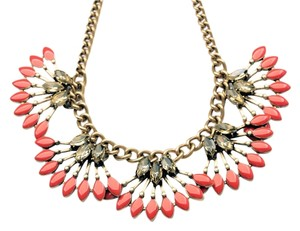 Stella & Dot CORAL CAY NECKLACE N457C