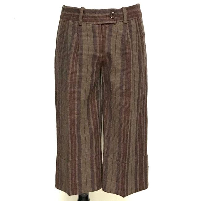 Item - Brown Knickers Capris Size 4 (S, 27)