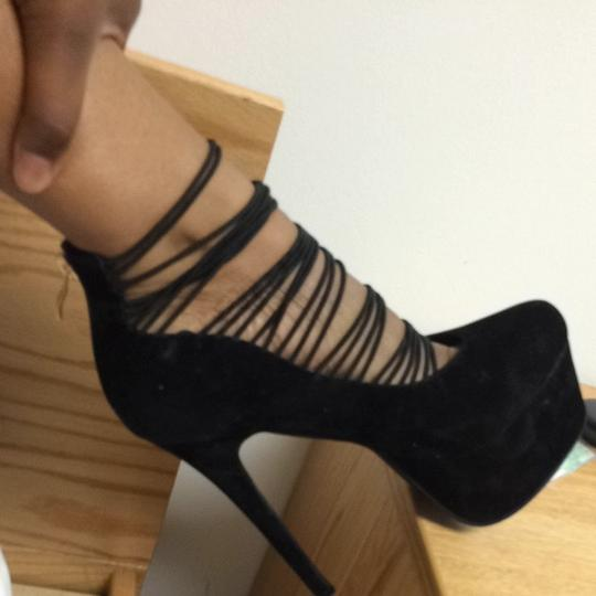 Pazzle Black Pumps