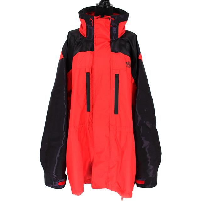 Item - Red Bus Stop Jacket Size 4 (S)