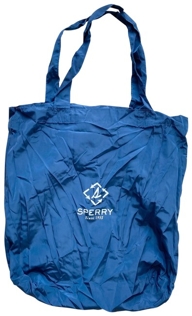 Item - Bag Packable Sustainable Blue Tote