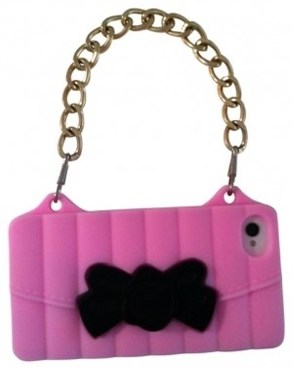 Preload https://item5.tradesy.com/images/pink-iphone-44s-phone-case-tech-accessory-27829-0-0.jpg?width=440&height=440