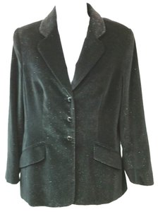 Escada Evening Black Cocktail Jacket Blazer